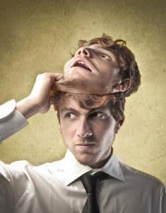 социальные маски и нехватка конгруэнтности у людей