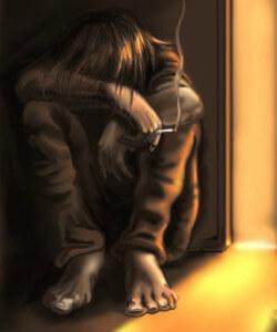 человек страдает апатией и не знает что делать