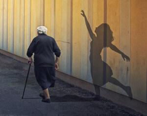 бабушка не реализовала свои мечты из-за лени