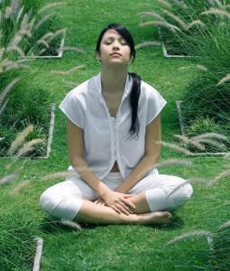 Медитация в любых условиях помогает избавиться от переживаний и депрессии