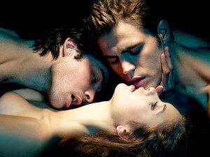 Сериал «Дневники вампира»