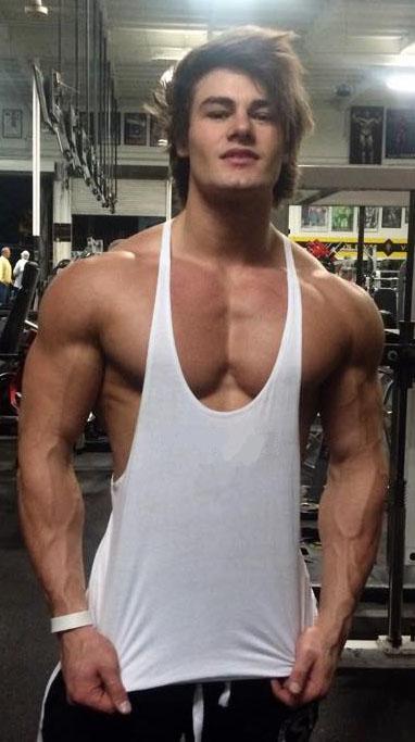 Jeff Seid смог полюбить себя и свое тело