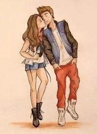 девушка не может разлюбить своего парня, который не нравится многим ее подругам