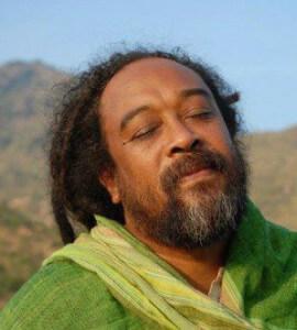 Муджи учит людей тому, как можно медитировать на природе