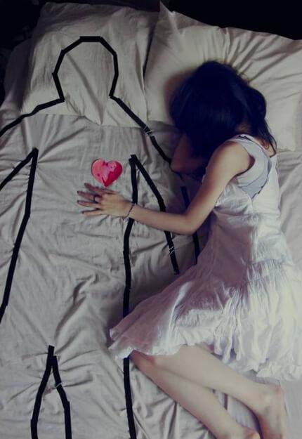 любовная привязанность зависимость