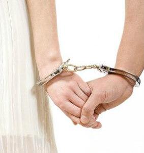 наручники привязанность