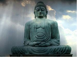 Будда смог избавиться от страхов и лишних мыслей