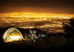выбраться в поход с палаткой и избавиться от домашних хлопот
