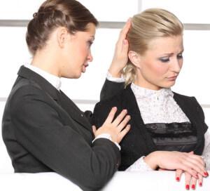 Сострадание и утешение по отношению к другим на работе будет мешать вам