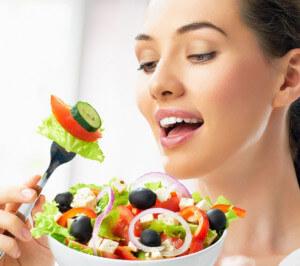 употребление здоровой пищи в домашних условиях является обязательным аспектом при лечении