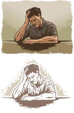 парень не знает как выйти из депрессии