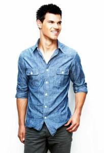 Taylor Lautner знает как хорошо одеваться и часто балует себя