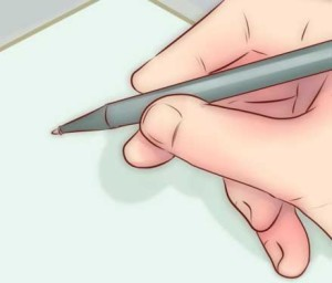 самоанализ с помощью ручки и бумаги помогает человеку разобраться в проблеме без советов психолога