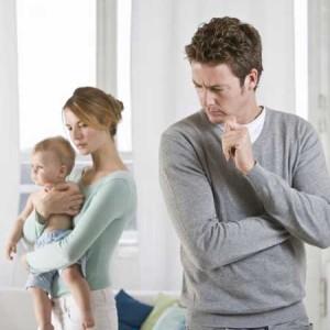 ребенок является основной причиной, по которой жена уже не хочет мужа как раньше