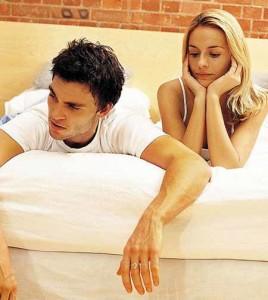 жена не хочет спать в одной кровати с мужем по причине отсутствия опыта